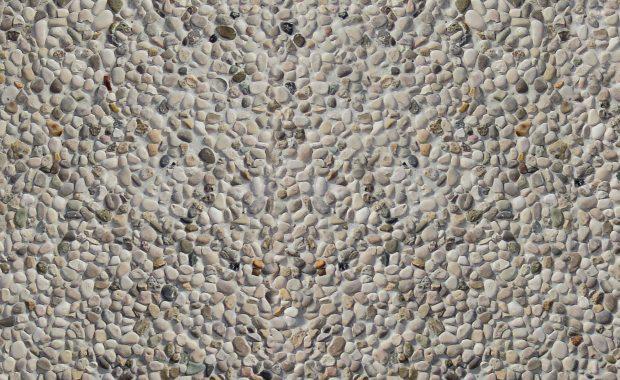 Dettaglio di una pavimentazione decorativa